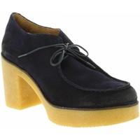 Chaussures Femme Derbies & Richelieu MTNG 97245 LINA Azul