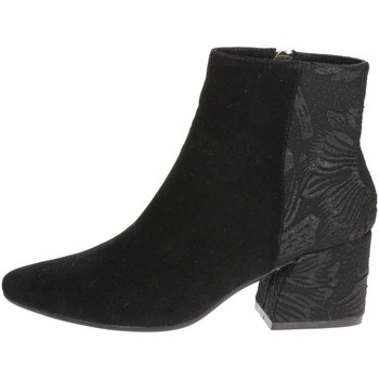 Chaussures Femme Low boots Pregunta PCF03 001 Noir