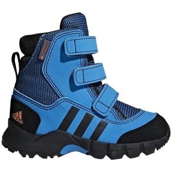 Chaussures Garçon Bottes de neige adidas Originals CW Holtanna Snow CF Bleu