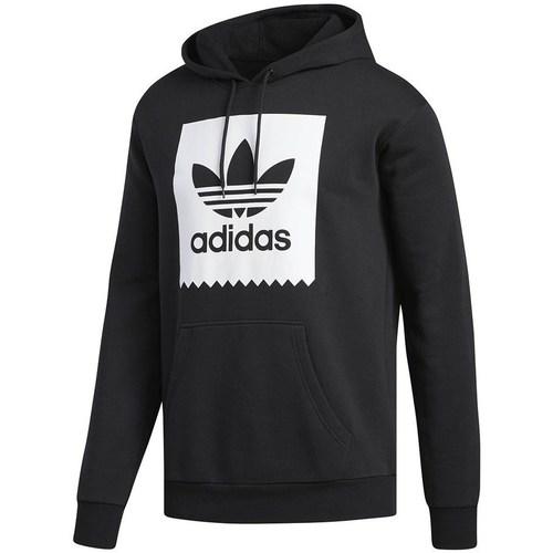 Vêtements Homme Sweats adidas Originals Solid BB Hood Noir