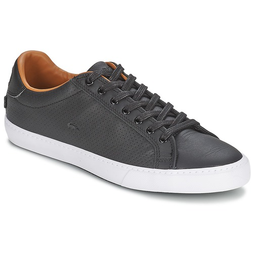 Chaussures Femme Baskets basses Lacoste GRAD VULCUS Noir