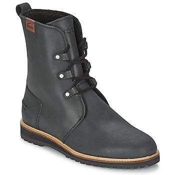 Bottines / Boots Lacoste BAYLEN 4 Noir 350x350
