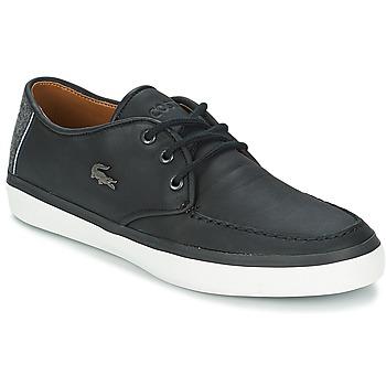 Chaussures bateau Lacoste SEVRIN LCR 2 Gris 350x350