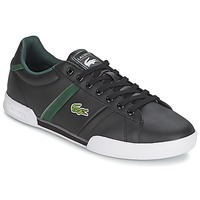 Chaussures Homme Baskets basses Lacoste DESTON PUT Noir