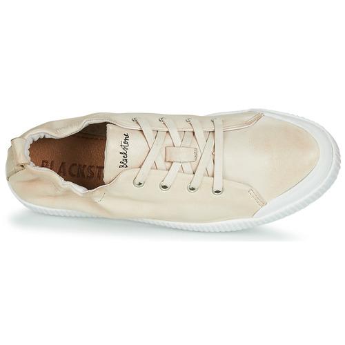 Chaussures Beige Rl78 Basses Femme Blackstone Baskets UGLVSzpMq