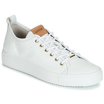 Chaussures Femme Baskets basses Blackstone PL97 Blanc