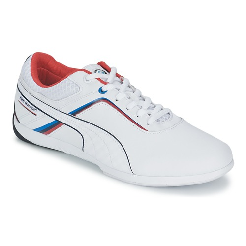 Chaussures Homme Baskets basses Puma BMW MS IGNIS NM Blanc