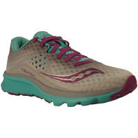 Chaussures Femme Running / trail Saucony  Gris