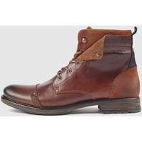 Chaussures Bottes ville Redskins Chaussures YEDES CHATAIGNE-COGNAC