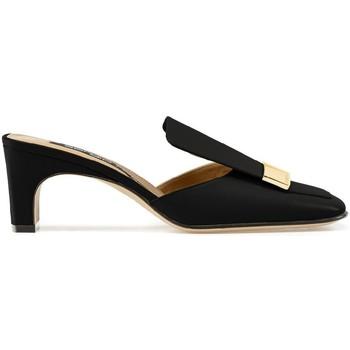 Chaussures Femme Claquettes Sergio Rossi A78000MNAN07110_1000 nero