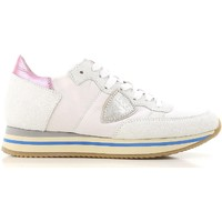 Chaussures Femme Baskets basses Philippe Model THLD VP01 bianco
