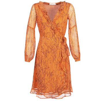 Vêtements Femme Robes longues Cream ANA orange