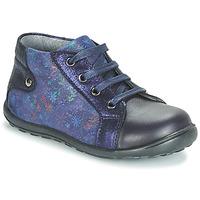 Chaussures Enfant Boots André POLA MARINE