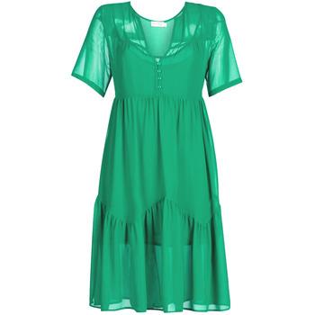Vêtements Femme Robes courtes See U Soon GARAGACE Vert