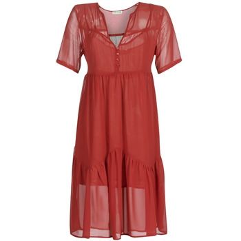 See Courtes Garagace Robes U Soon Vêtements Rouge Femme T1Jc5ulKF3