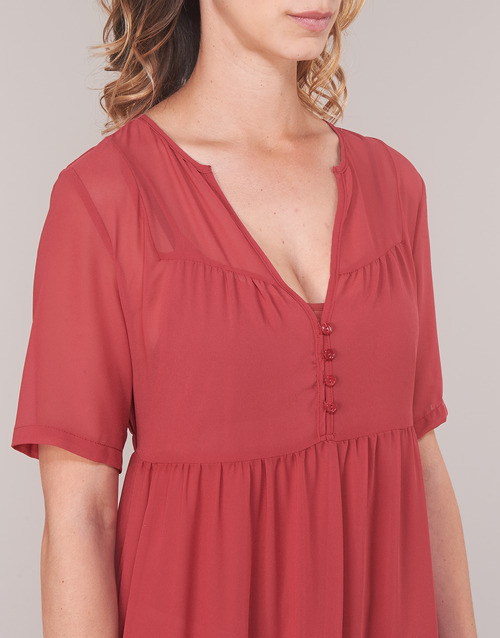 GARAGACE  See U Soon  robes courtes  femme  rouge