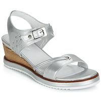 Chaussures Femme Sandales et Nu-pieds Regard RAXALI V3 ECLAT ARGENT Argenté