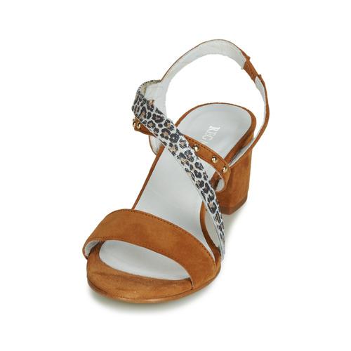 V1 Camel Marron pieds Regard Sandales Nu Refta Et Femme Ante 0NP8nXwkZO