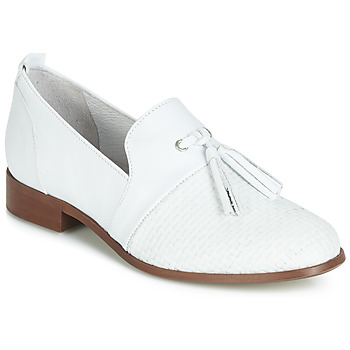 Chaussures Femme Derbies Regard REVA V1 TRES NAPPA BLANC Blanc