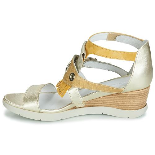 Prix Réduit Chaussures ihjdfh465DHU Regard RUBIKA V3 VEL JAUNE Jaune