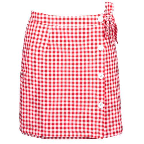 Vêtements Femme Jupes Betty London KRAKAV Rouge / Blanc