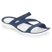 Chaussures Femme Sandales et Nu-pieds Crocs SWIFTWATER SANDAL W Marine