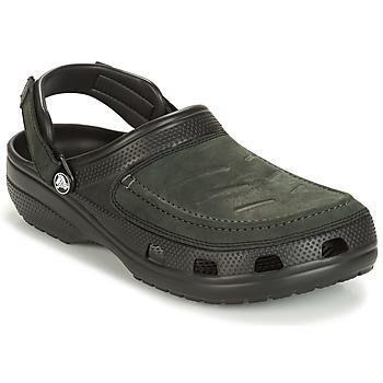 Chaussures Homme Sabots Crocs YUKON VISTA CLOG M Noir