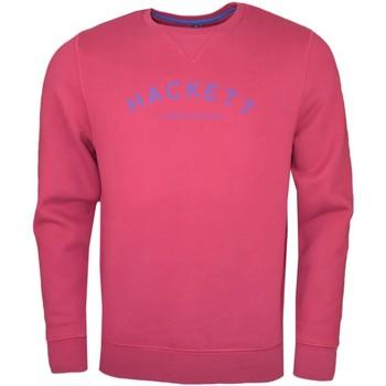 Vêtements Homme Sweats Hackett Swaet  rouge bordeaux classic fit pour homme Rouge