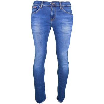 Vêtements Homme Jeans slim Tommy Jeans Jean  bleu Scanton slim pour homme Bleu