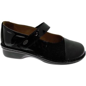 Chaussures Femme Ballerines / babies Loren LOM2690ne nero