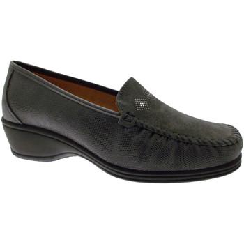 Chaussures Femme Mocassins Loren LOK3992gr grigio