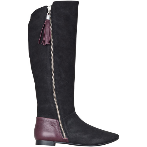 Chaussures Femme Bottes Kesslord MARIA IOTA_PU_N Noir