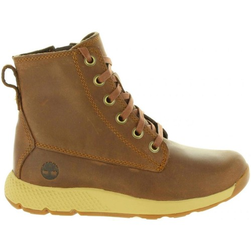 Chaussures Enfant Boots Timberland A1TNE METROROAM Marr?n