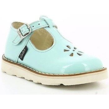 Chaussures Fille Ballerines / babies Aster Bingo TURQUOISE
