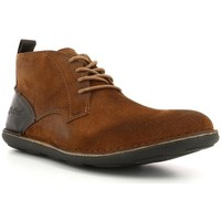 Chaussures Homme Boots Kickers Swiratan CAMEL