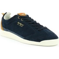 Chaussures Homme Baskets basses Kickers Kick 18 MARINE