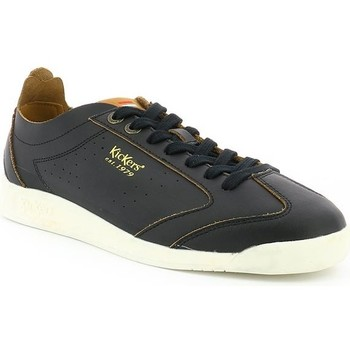 Chaussures Homme Baskets basses Kickers Kick 18 NOIR