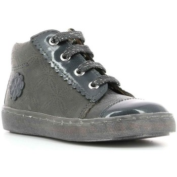 Chaussures Fille Baskets montantes Aster Silvete GRIS