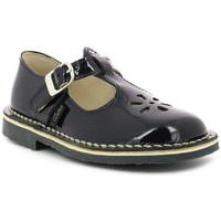 Chaussures Fille Ballerines / babies Aster Dingo MARINE