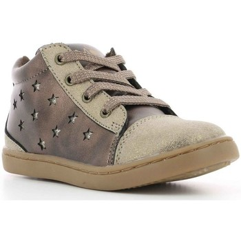 Chaussures Fille Baskets montantes Mod'8 Oulawa MARRON