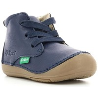 Chaussures Enfant Boots Kickers Sonice MARINE