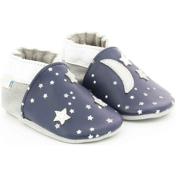 Chaussures Enfant Chaussons bébés Robeez Stary Sky MARINE