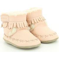 Chaussures Enfant Chaussons bébés Robeez Funky Show ROSE