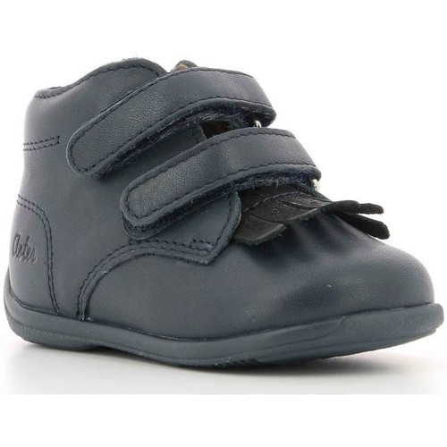 Chaussures Fille Boots Aster Olli MARINE