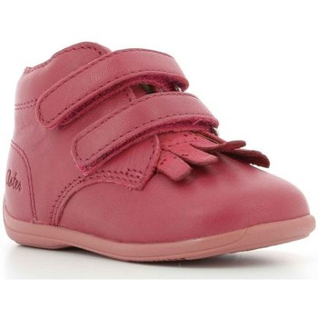 Chaussures Fille Boots Aster Olli FUSCHIA