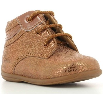 Chaussures Fille Boots Aster Opale CAMEL
