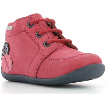 Chaussures Fille Boots Aster Dila FUSCHIA