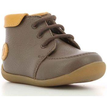 Chaussures Garçon Boots Aster Din MARRON