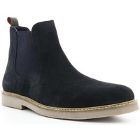 Chaussures Homme Boots Kickers Tyga MARINE