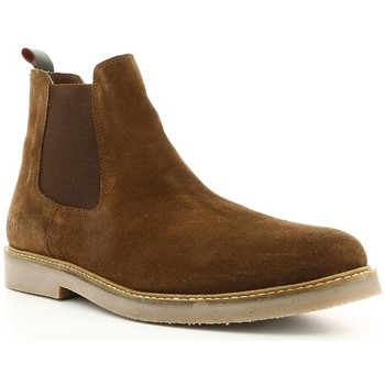 Chaussures Homme Boots Kickers Tyga CAMEL